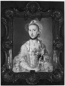 Portret van Maria Theodora Bisdom (1739-1828)