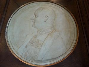 Portret van Maurits Willem Raedinck van Vollenhoven (1882-1976)