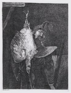 Rembrandts 'Zelfportret' met roerdomp