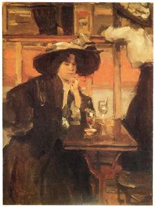 Café scène