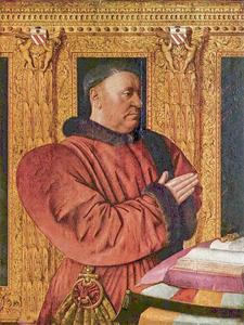 Portret van Guillaume Jouvenel des Ursins (1401-1472)