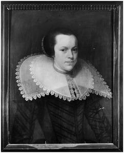 Portret van Helena van Oeijrle (....-....)