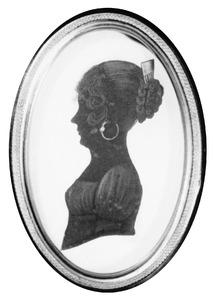 Portret van Constantia Margaretha Gobius (1786-1857)