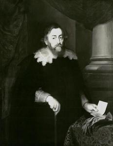 Portret van Balthazar Camerlocher