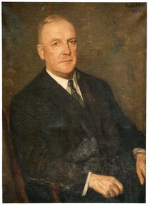 Portret van Frederik Willem Bakema (1870-1941)