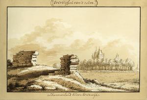 Ruïne van Oud-Haarlem