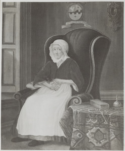 Portret van Catharina Cornelia van Kinschot (1675-1762),