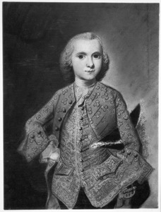 Portret van Abraham Verster (1720-1799)
