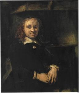 Portret van Jan Boursse (1622-1671)