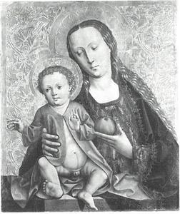 Maria met zegenend Christuskind