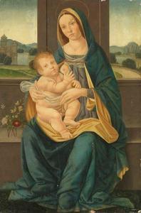 Maria met Christuskind