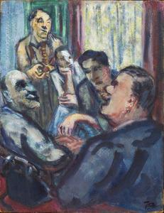 Discussie over kunst
