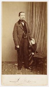 Portret van A. Ising