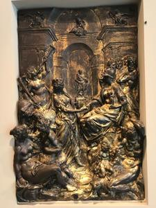 De concordia van de stadgodinnen Augusta en Roma