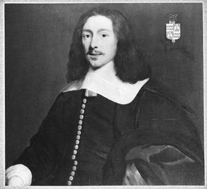 Portret van Johan Reesen ( -1666)