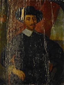 Portret van Antonie van Diemen (1593-1645)