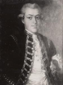 Portret van Stephan Creutz (1752-1788)