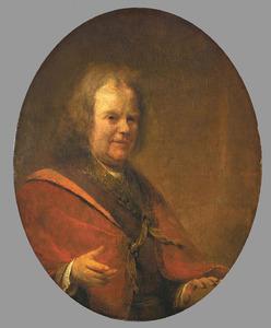 Portret van Hermannus Boerhaave (1668-1738)