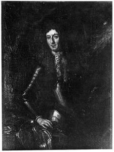 Portret van een man, mogelijk Rijcklof van Goens (1642-1687)