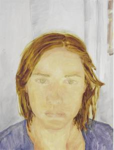 Zelfportret van Wenda Kieskamp (1974-)