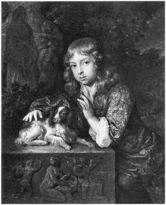 Portret van Jacob Arckenbout (1675-1703)