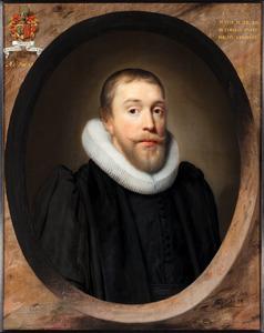 Portret van Willem Thielen (1596-1638)