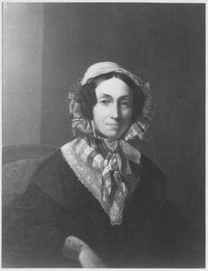 Portret van Maria Johanna van den Wall (1788-1871)
