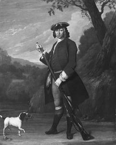 Portret van mogelijk Anthony de Sille (1699-1760)
