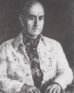 Portret van Johan Schmitz (1909-1991)