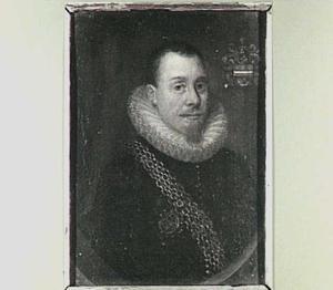 Portret van Jacob Magnus (1558-1625)