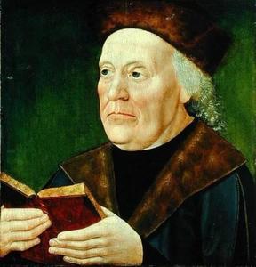Portret van Dr. Hermann Langenbeck
