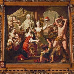 Allegorie op Religie en Vrijheid