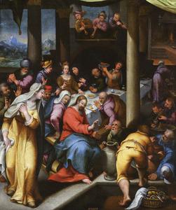De bruiloft te Kana (Johannes 2:1-11)
