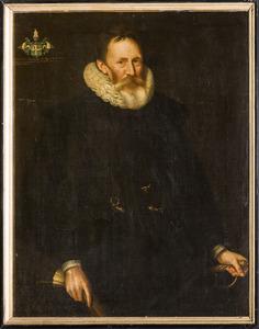 Portret van Gerlach van der Capellen (1543-1625)