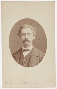 Portret van van Verschuer