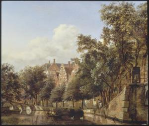 Amsterdam, de Herengracht bij de Leliegracht