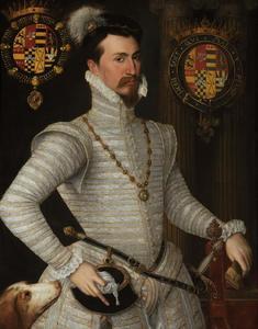 Portret van Robert Dudley (1532-1588),