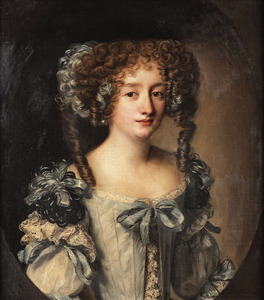 Portret van Ortensia Mancini, duchessa di Mazarino (1646-1699)