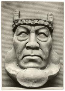Masker Paul Kruger