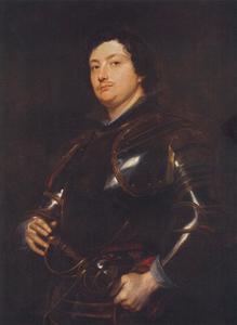 Portret van een officier, mogelijk prefect Raffaele Raggio / Raphael Racius