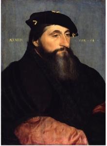 Portret van Hertog Anton de Goede van Lotharingen