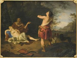 Cephalus en Procris