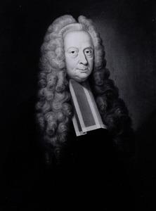 Portret van een man, mogelijk Jan Carel van der Muelen (1672-1738)