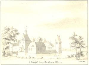 Huis Hoevelaken anno 1602