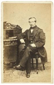 Portret van Hendrik de Leur