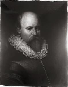 Portreet van Arnout van Zuylen van Nijvelt