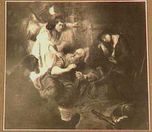 De bevrijding van Petrus door de engel