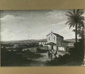 Kerk met klooster in Pernambuco