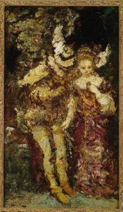Faust en Margaretha