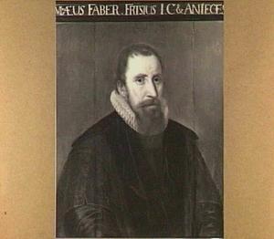 Portret van TimaeusFaber (1578-1623)